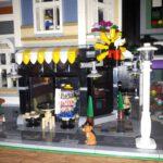 Klaverblad op een terrasje in Legoland